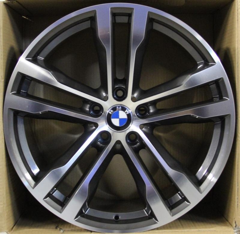 ЗИМНИЕ КОЛЕСА R20 BMW X-5 X-6 F15,F16,E70,E71