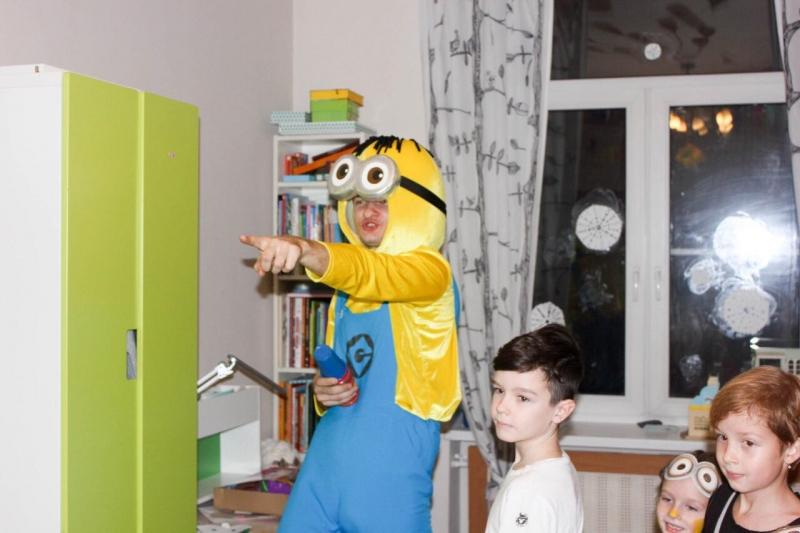 Детская анимация