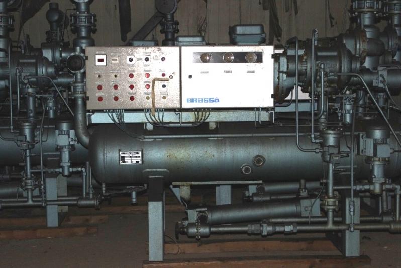 Холодильное оборудование Аммиак Воздухоохладители