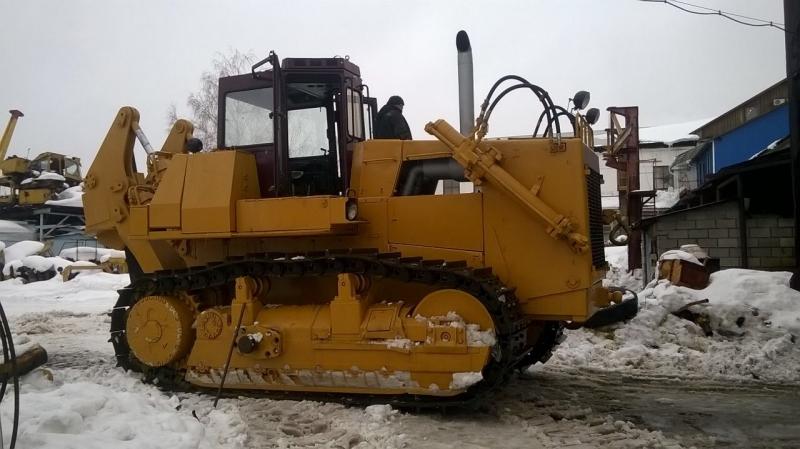 Бульдозер ЧЕТРА Т-35.01