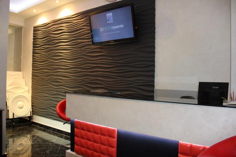 Офис с дизайнерским ремонтом, 40 м