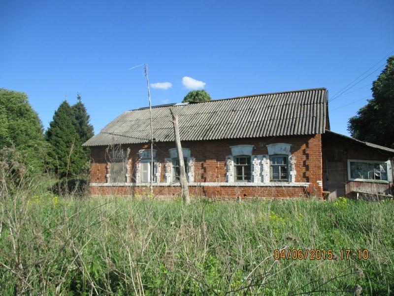 Срочно продам дом под дачу Калужская обл.,д. Троицкое
