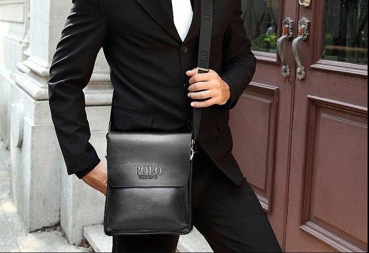 Мужская сумка планшет POLO