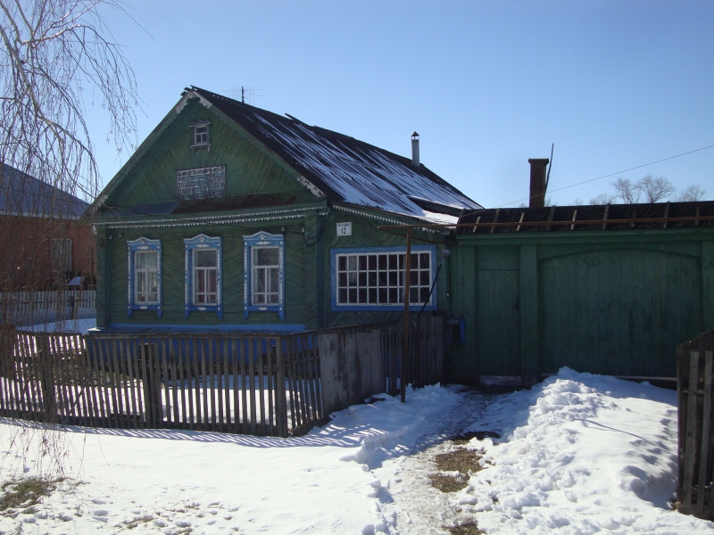 Дом 69 м2