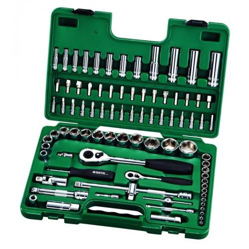 Универсальный набор инструмента, 86 предметов. В пластиковой коробке