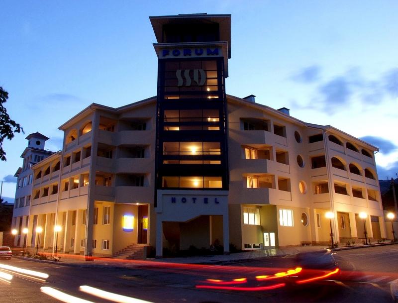 Готовый бизнес. Отель 3828м в г. Судак