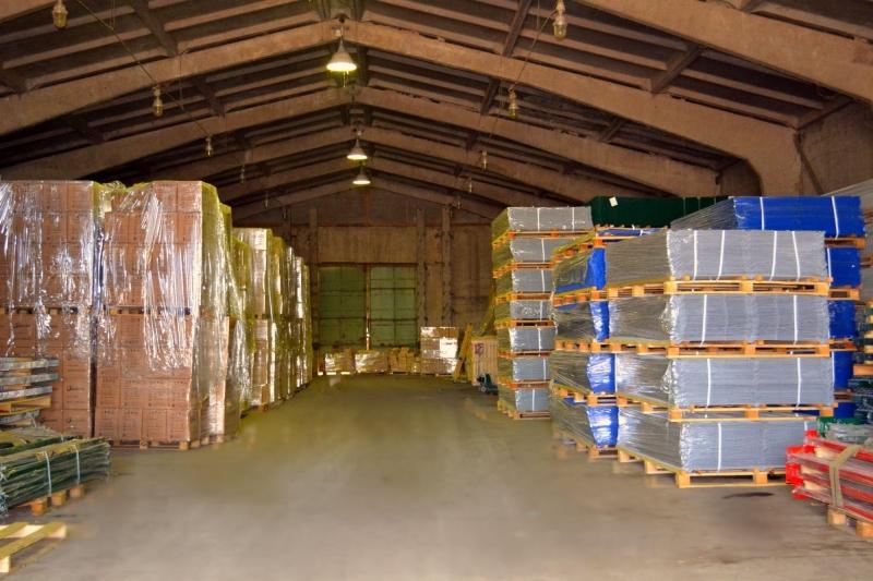Ответхранение грузов от 1 кв. м.