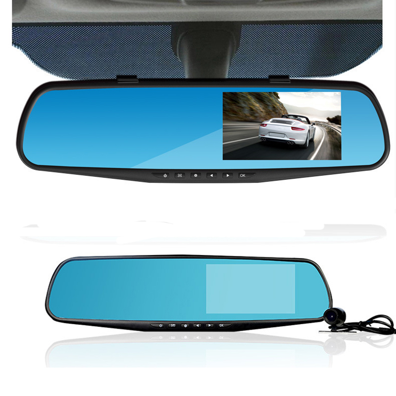Зеркало камера заднего вида.