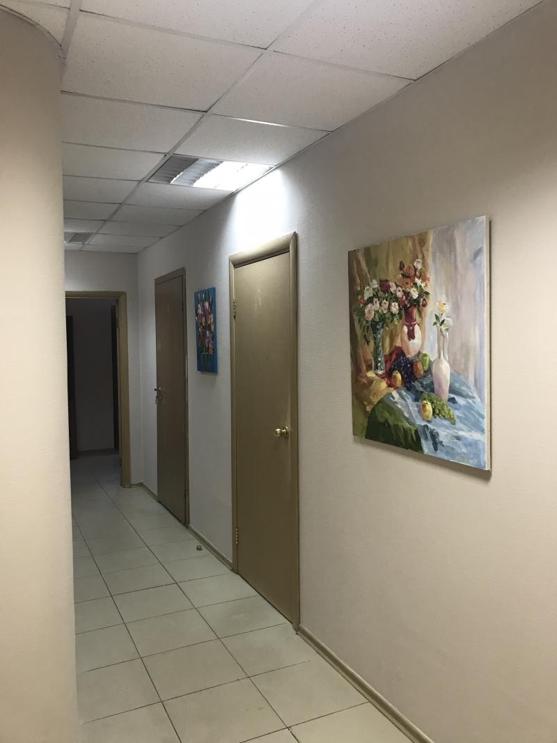 Офис в центре163,5 кв.м с террасой 60кв.м в центре