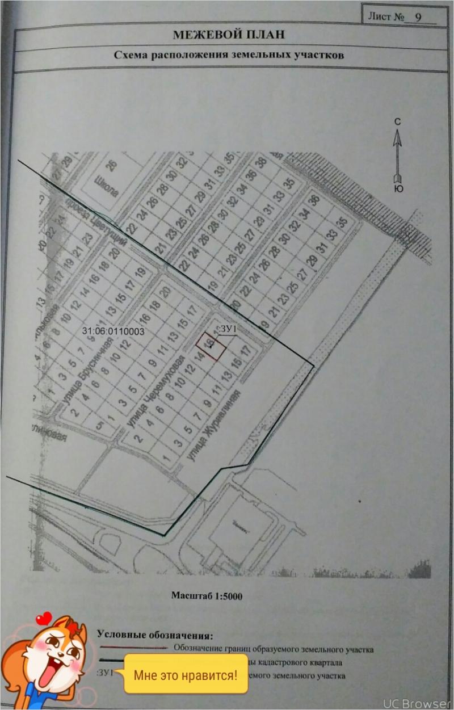 Продам земельный участок под ИЖС, г.Старый Оскол