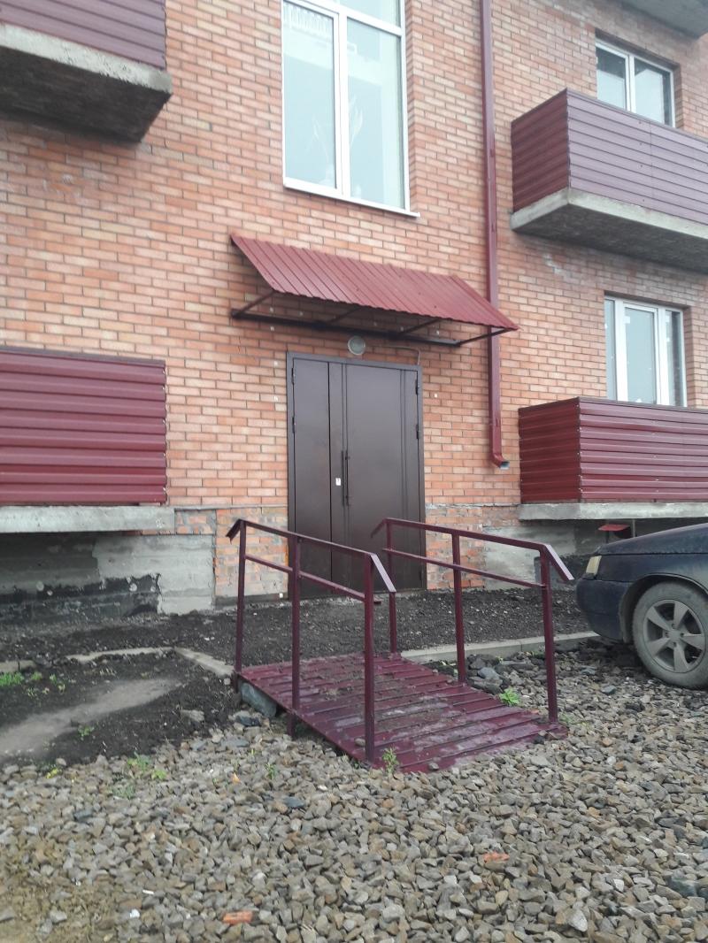 1-к квартира, 21 м2, 2/3 эт.
