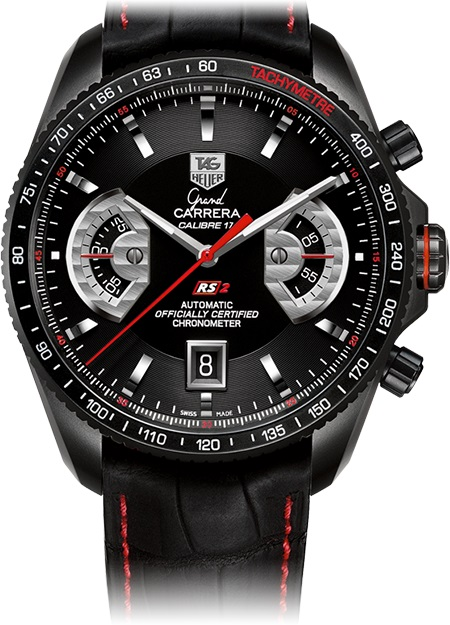 TAG HEUER GRAND CARERA (Механика)