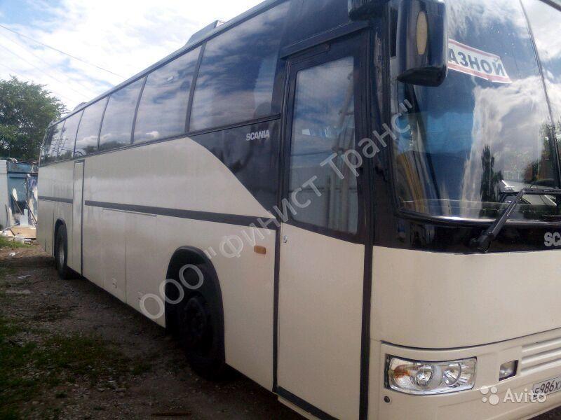 Аренда автобуса Scania (49 мест)