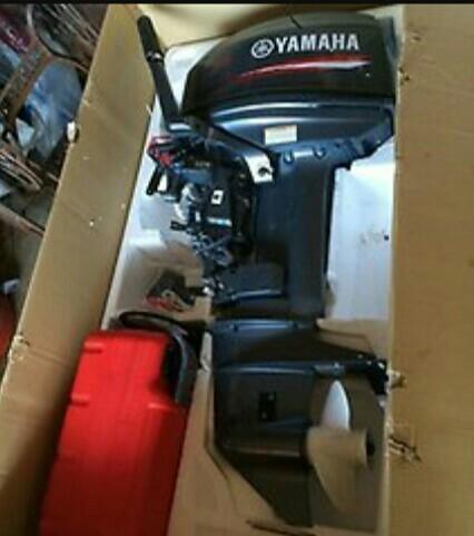 лодолодочный мотор Yamaha