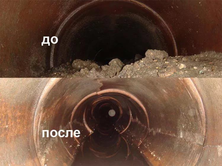 Обслуживание систем канализации и жироуловителей
