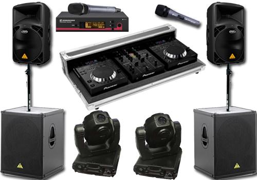 Аренда звукового оборудования на любое мероприятие