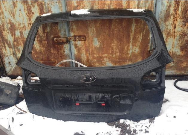 Багажник Hyundai Santa Fe