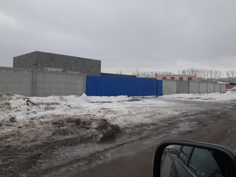 Площадка для строительства