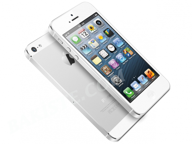 iPhone 5s, White, 16GB