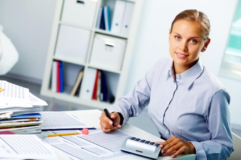 Ведение бухгалтерского и налогового учёта, консалтинг и другие услуги