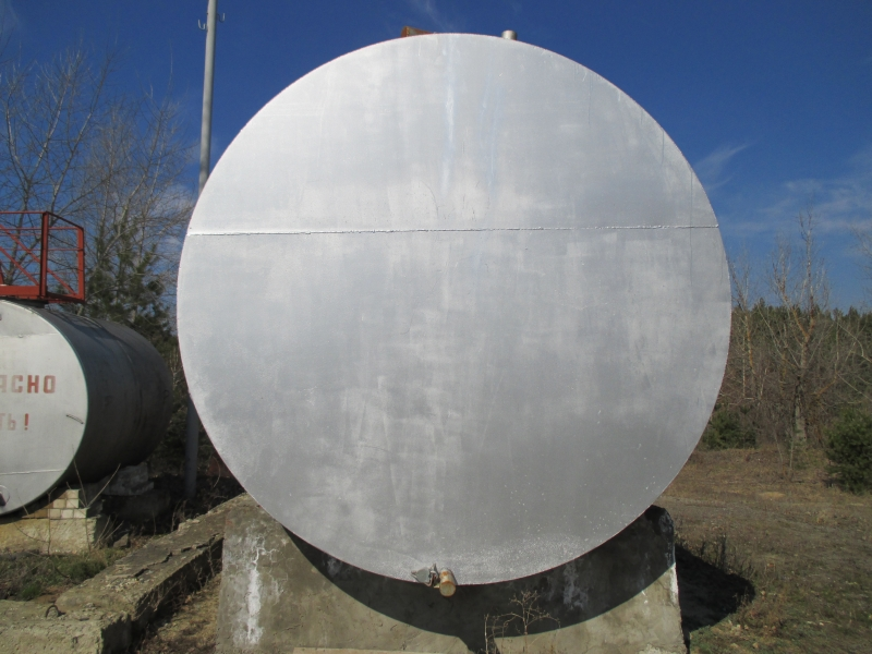 продам резервуар бочка ёмкость РГС 50 куб/м под гсм