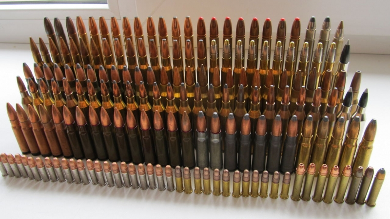 патроны, гладкоствольное оружие - своё производство