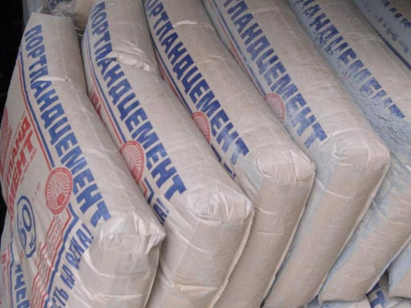 Цемент ПЦ-500 оптом - 5руб/кг.