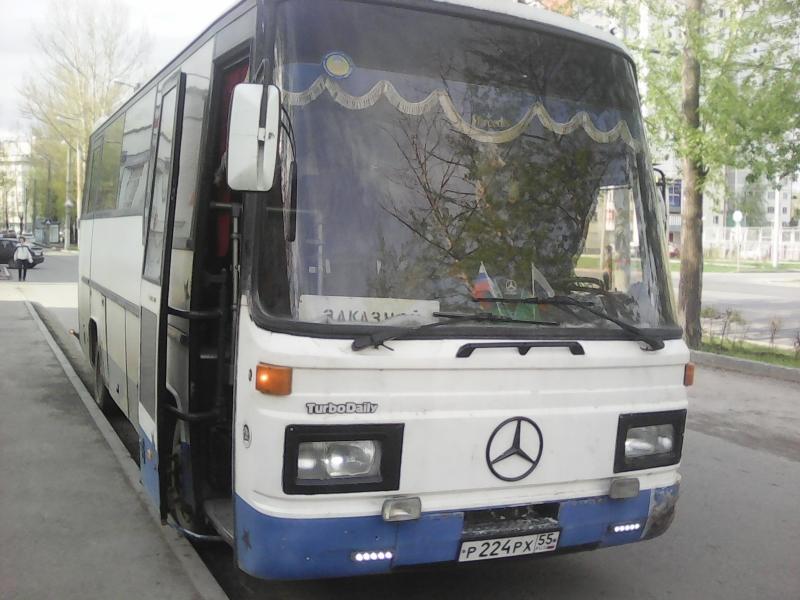 Заказ автобуса 27 мест