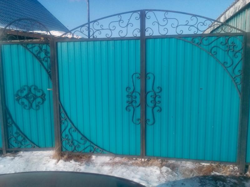 Ораждения заборы оградки