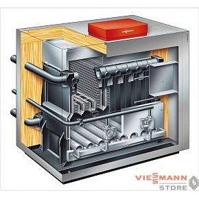Котел Vitogas 100-F 60 кВт c автоматикой KC4B GS1D