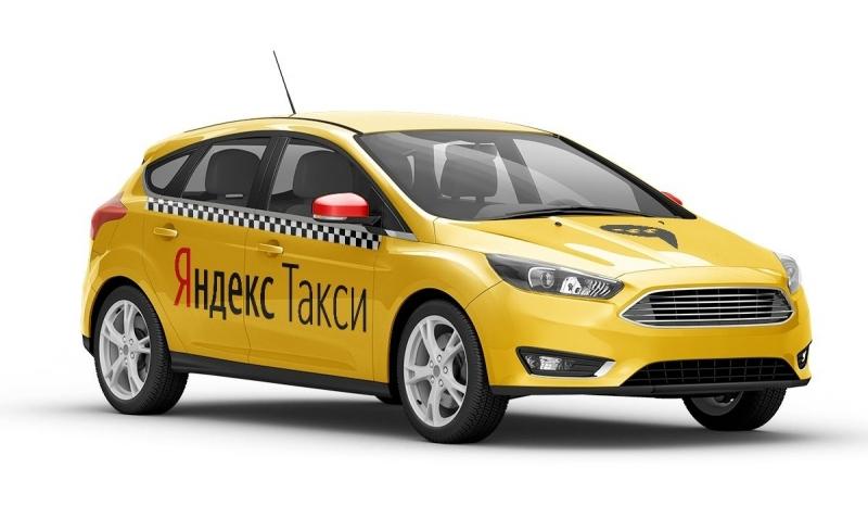 Водитель городского такси