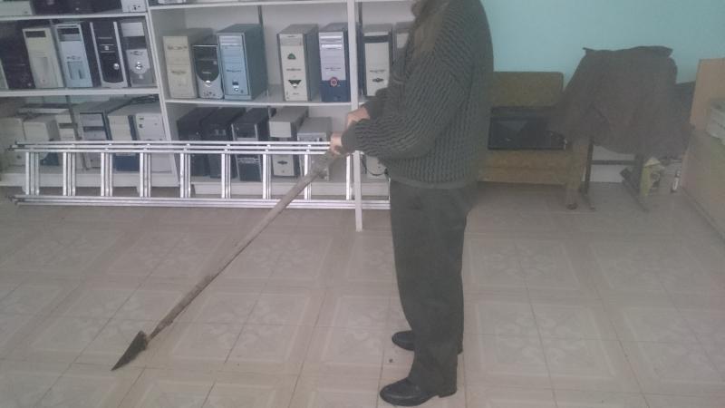 Ручной универсальный высокоскоростной плоскорез Жолобова А.Ф.