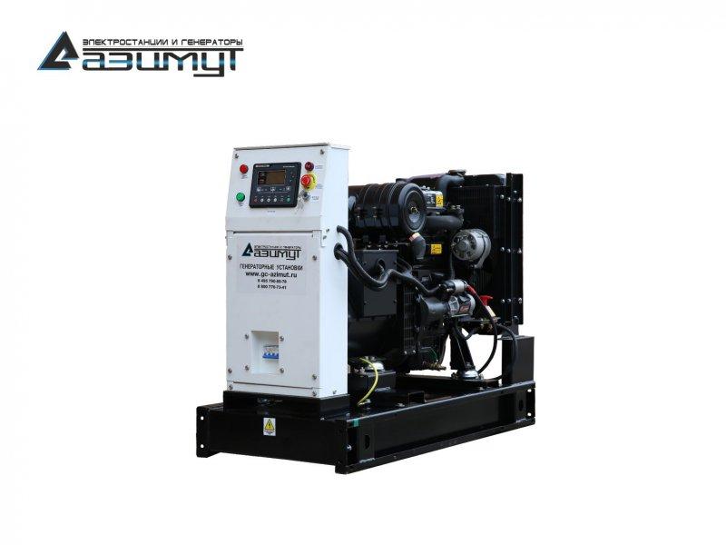 Дизельный генератор 8 кВт, электростанция АД-8С-Т400-1РМ11