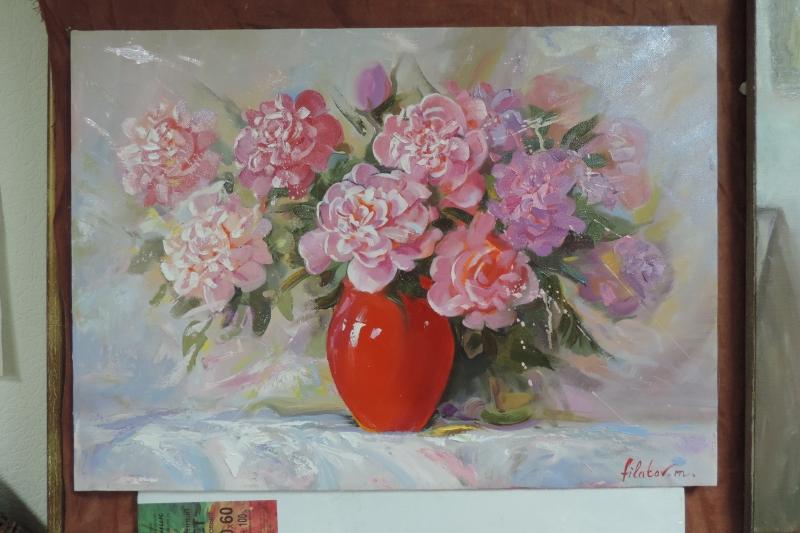 Обучение взрослых рисунку и живописи