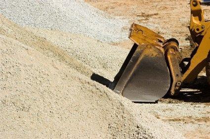 Бетон, строительный песок, щебень, гравий с доставкой в Можайск