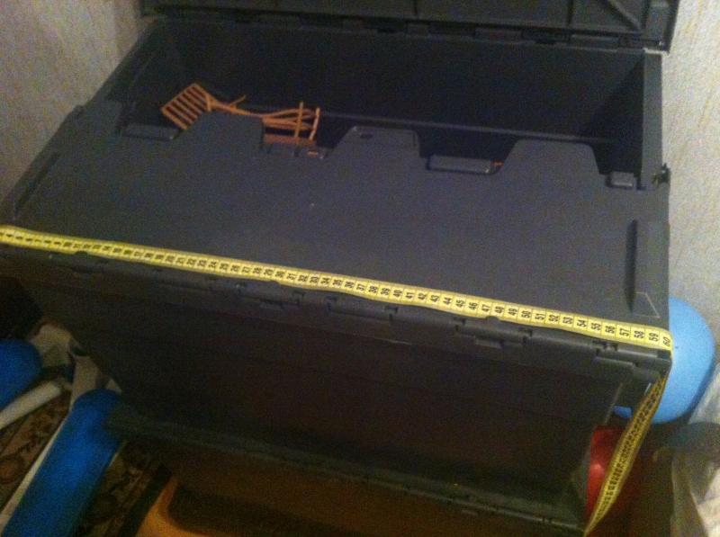 ящики для хранения, б/у