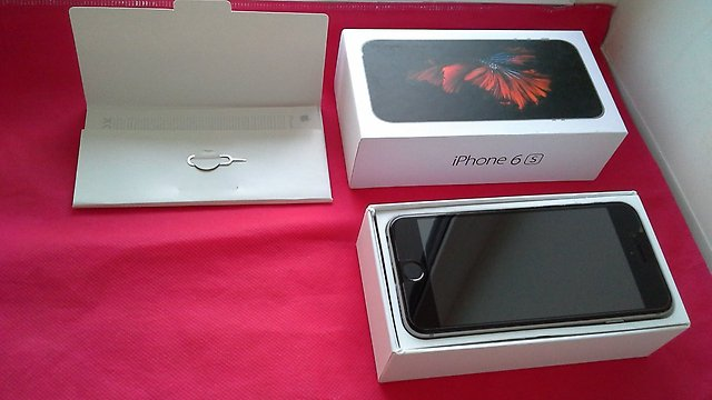 Aple iPhone 6 S, 64 Gb, Space Gray
