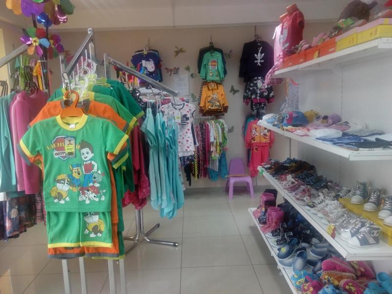 магазины с детскими товарами спб частных