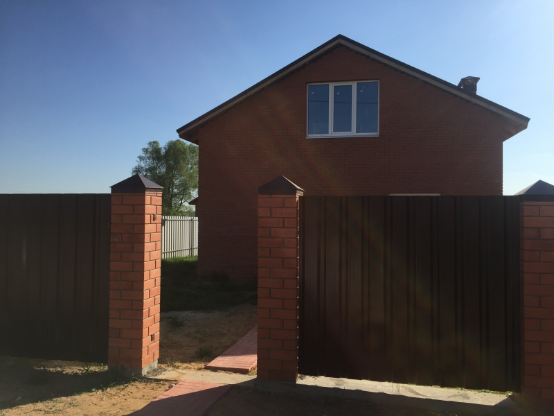 Дом 120 кВ.м по цене двухкомнатной квартиры
