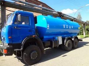 Доставка водопроводной, технической воды