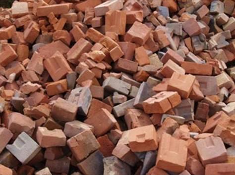 Приму бой кирпича, бетона, асфальта, шифера, грунт, строительный мусор