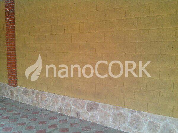 ВНИМАНИЕ! Напыляемое пробковое покрытие nanoCORC