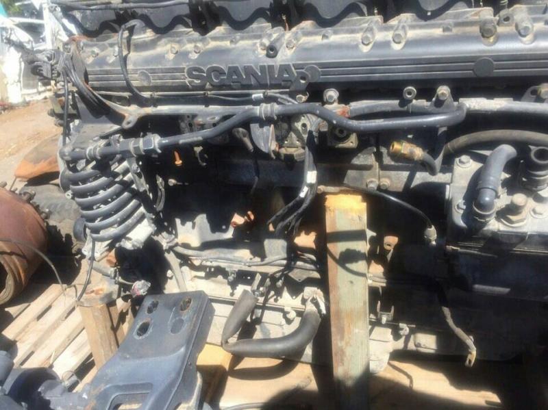 двигатель из Европы SCANIA R DT1212L01