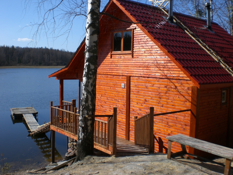 лодочная станция якутск