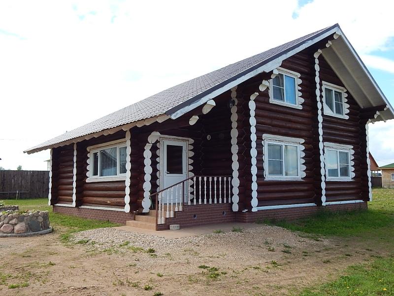 Сдам новый дом с видом на оз.Селигер