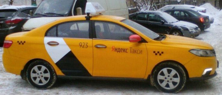 Водитель такси на аренду от 999р