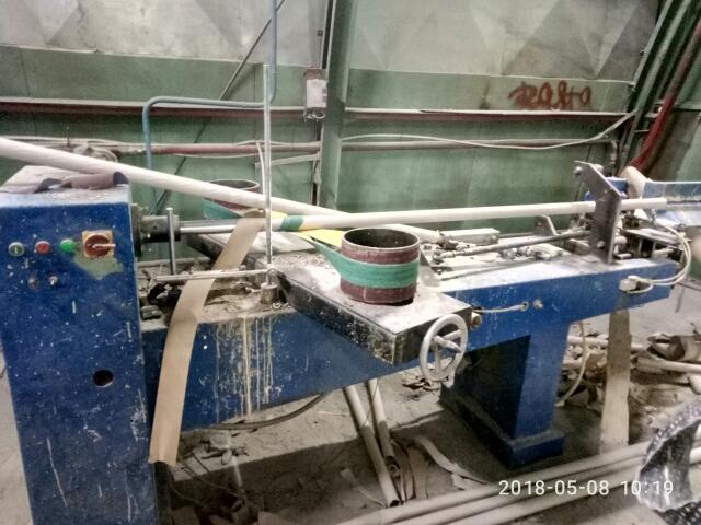 Автомат линия для производства туалетной бумаги.