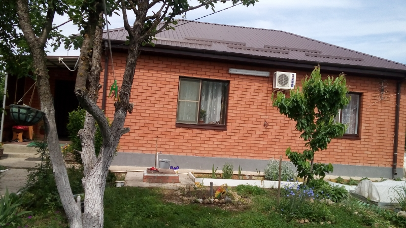 Дом 85 м2,участок 6 соток