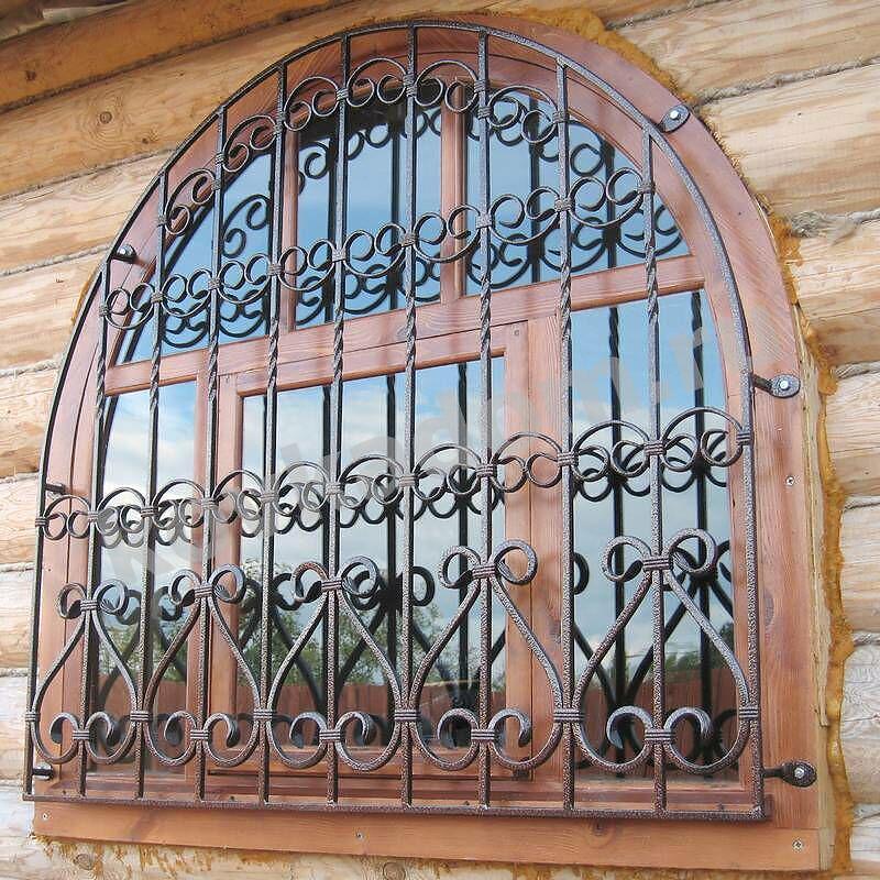 Художественная ковка! Решетки на окна, заборы, ворота, ограждения, перила и т.д.