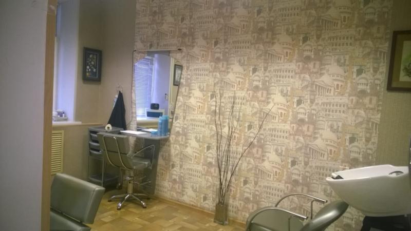 Сдается в аренду рабочее место в действующей парикмахерской